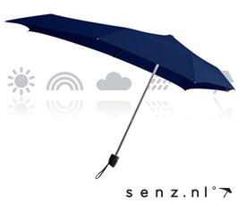Senz Mini Windbestendige paraplu