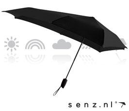 Senz Mini Stormparaplu