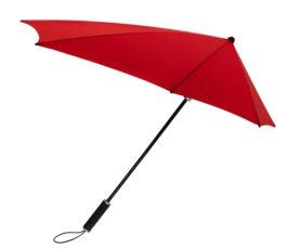 stormparaplu maxi rood